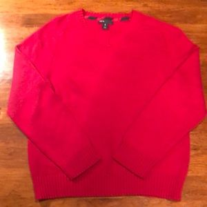 GAPKIDS Long Sleeve V-Neck Sweater (B-13)